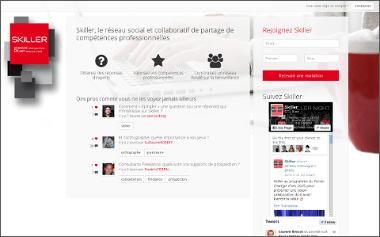 Site internet Skiller.fr