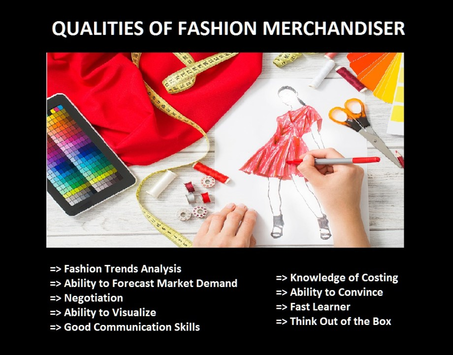Qualities of a Fashion Merchandiser