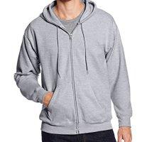 Hanes-Mens-Full-Zip-EcoSmart-Fleece-Hoodie-0