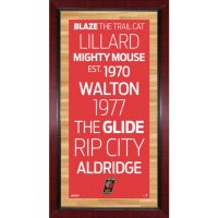 NBA-Portland-Trail-Blazers-Framed-16x32-Subway-Sign-Wall-Art-Photo-0