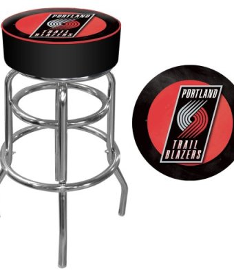 NBA-Portland-Trail-Blazers-Padded-Swivel-Bar-Stool-0