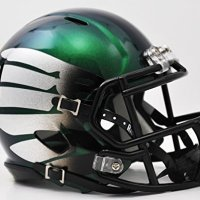 Oregon-Ducks-Speed-Mini-Helmet-Titanium-Thunder-Green-0