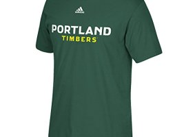 MLS-Portland-Timbers-Mens-Primary-One-Short-Sleeve-Tee-Large-Dark-Green-0