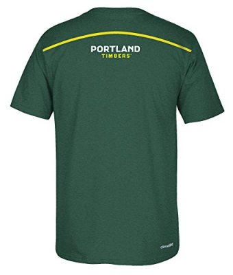 MLS-Portland-Timbers-Mens-Short-Sleeve-Jersey-Tee-Dark-Green-Medium-0