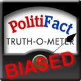 PolitiFact Biased Study finds significant pro Democrat bias by PolitiFact