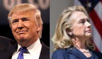 2016 Trump V Clinton