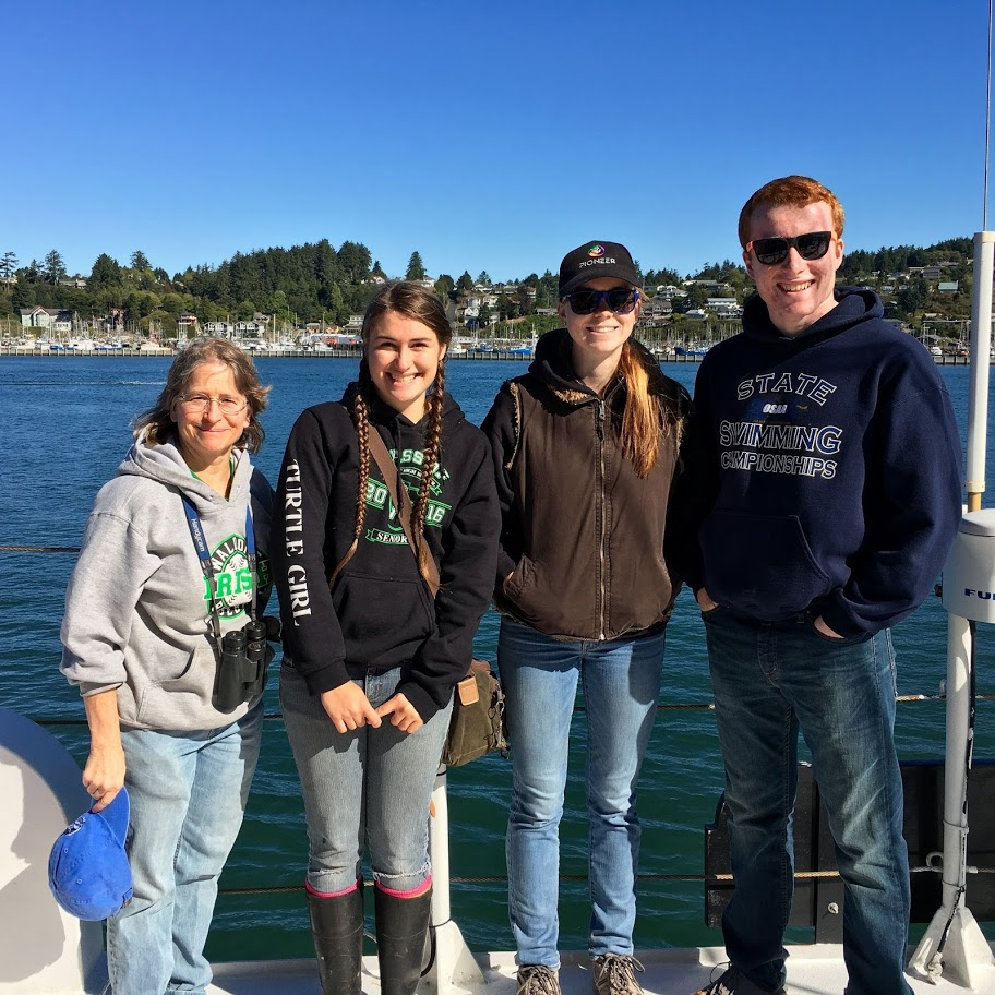 Coastal Students Learn About Ocean Research
