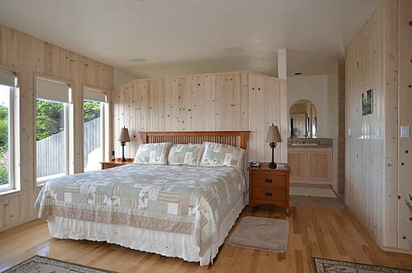 Master Bedroom Brigadune Beach House
