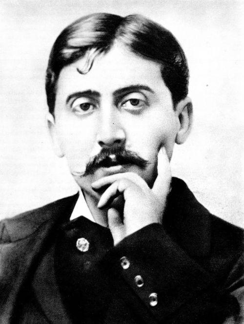 Portrait de Marcel Proust en 1900