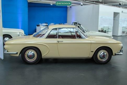 O Type 34 era o mais rápido, luxuoso e caro Volkswagen da época