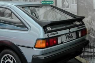 Detalhe da traseira do GT da segunda geração