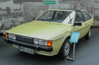 Este GLi de 1982 tem rodas usadas nos nossos famosos VW quadrados da década de 80