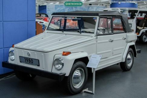 O VW Thing é visto em muitos filmes americanos