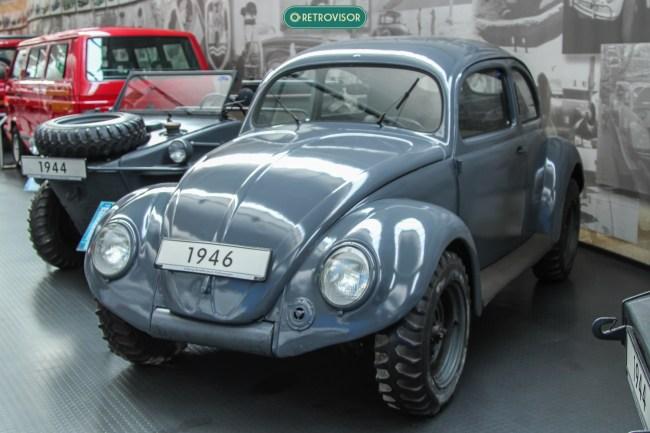 Um off-road da década de 40