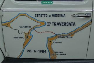 Detalhes da viagem, em 1984