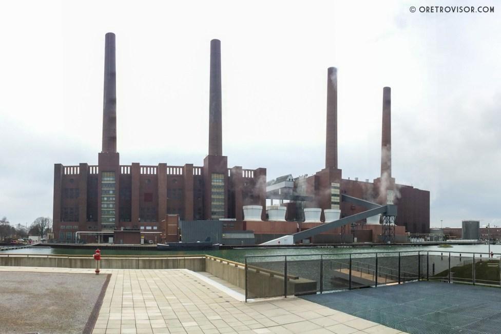 Visão geral da fábrica