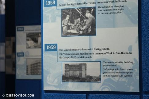 """A Volkswagen do Brasil começa a produção do Fusca e Kombi em 1959. Mais um errinho no """"Bernado"""""""