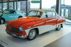 Wartburg 1000, de 1964