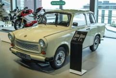Já o Trabant pode ser considerado um clássico
