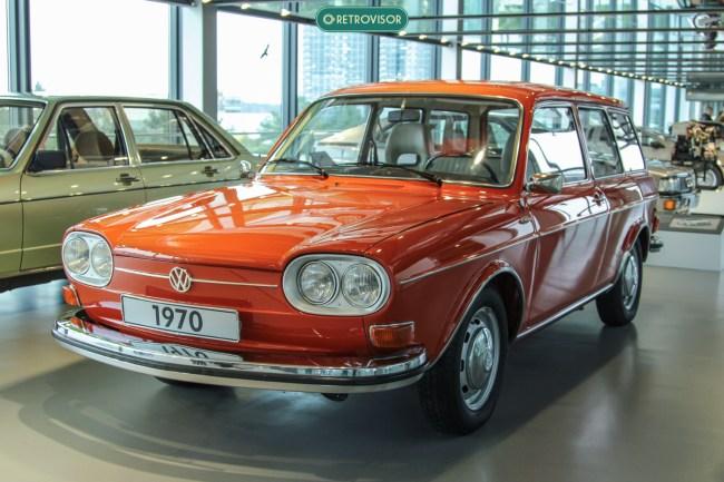 A wagon da type 4 é um carro que me faz sorrir