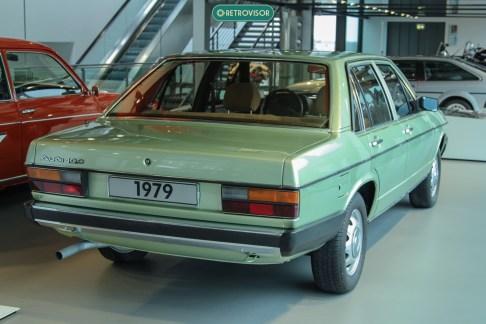 A traseita do Audi é familiar aos brasileiros