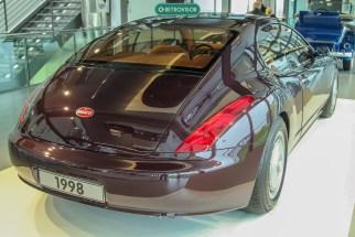 O enorme Bugatti