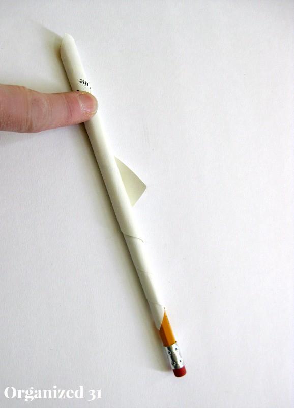 roll pencil