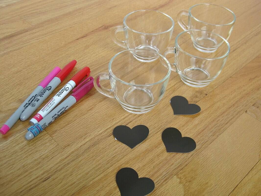 Sharpie Dot Cup - Organized 31