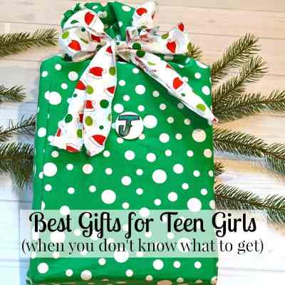 Best Gifts for Teen Girls (when you don't know what to get)