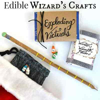 Edible Wizard's Crafts