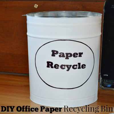 Office Paper Recycling Bins