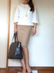 一時帰国・帰省コーデ Singapore fashion styling