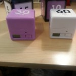 Datexx Simple Timer Cubes