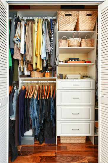 Closet Organizing Ideas For Small Spaces