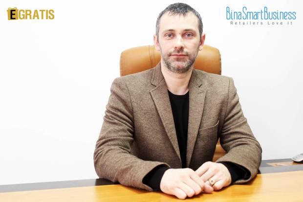 Alexandru Boistean Egratis Bina Smart Business Balto Comert
