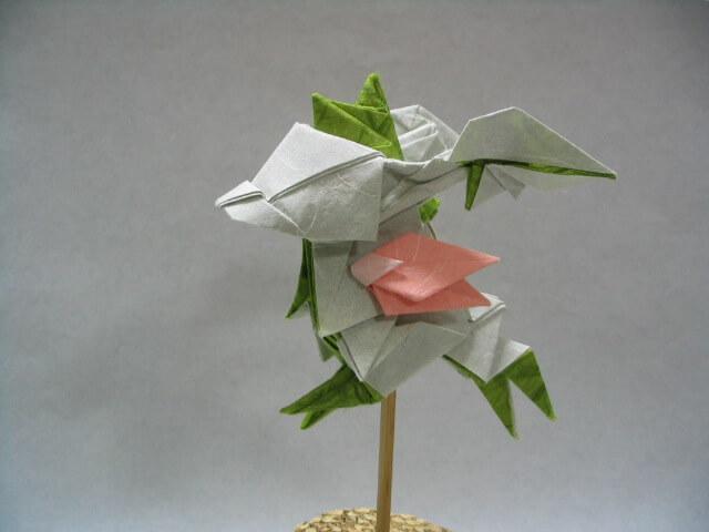 Origami Shaymin Sky Form