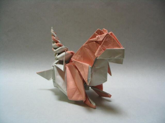 Origami Slowbro