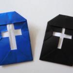 棺桶の折り紙