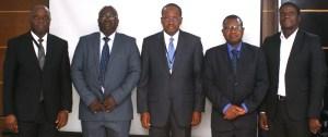 OrijoReporter.com, Ceo, Zimbabwe Asset Management Corporation (ZAMCO) visits AMCON