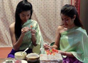 Arti tradizionali al Bangkok river festival (foto di Persorsi, 2015)