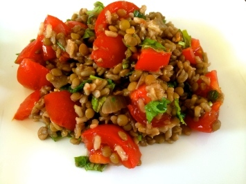 one.pot.lentil.lunch