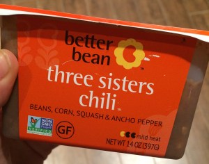 better beans three sisters chili