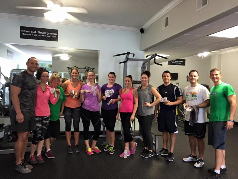 my house fitness trainers