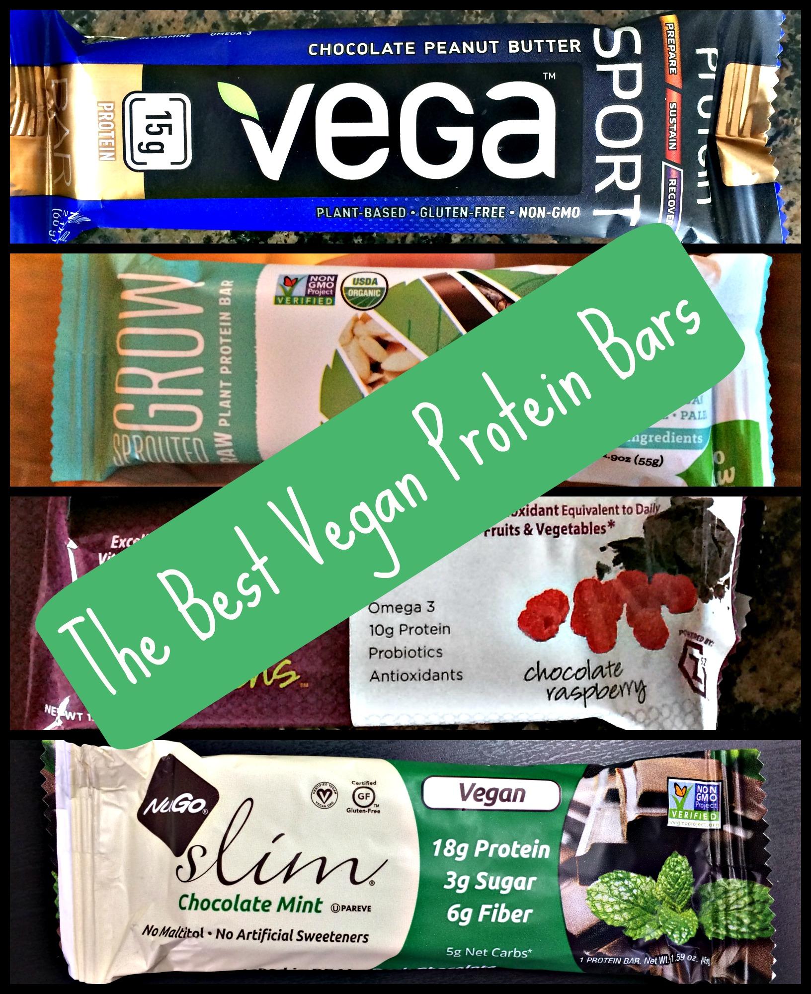 best-vegan-protein-bars