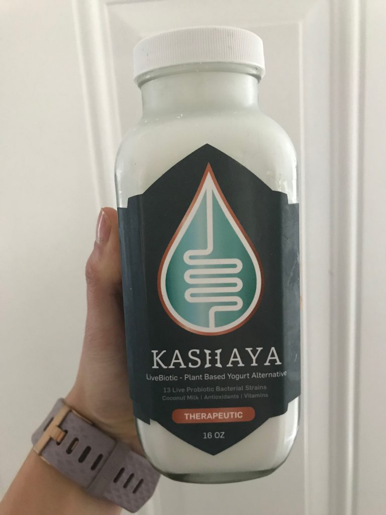 kashaya probiotic yogurt