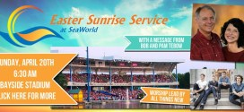 SeaWorld Easter Sunrise Services