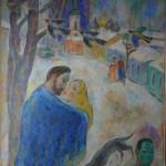 Ирина Маулер и Михаил Юдсон. Портрет художника