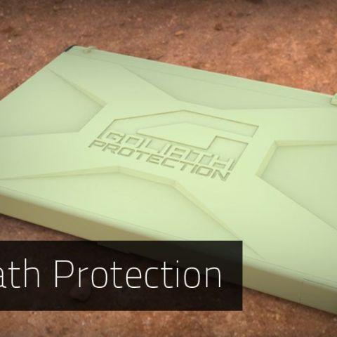 Goliath Tablet Case