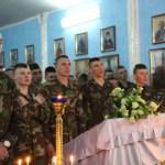"""Hrană duhovnicească pentru militarii din cadrul Brigăzii """"Ștefan cel Mare"""" Infanterie Motorizată nr.2, Chișinău"""