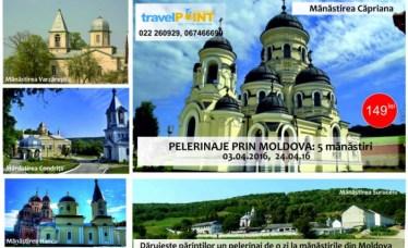 PELERINAJE R Moldova daruieste parintilor